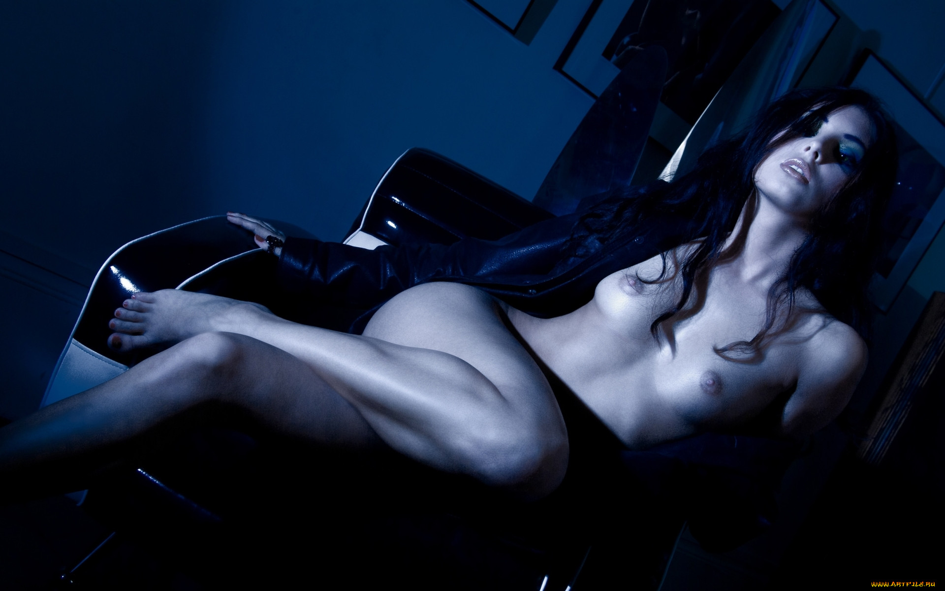 Erotic blue wallpapers download adult clip